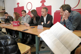 El PSIB aboga por el federalismo tras una reforma constitucional