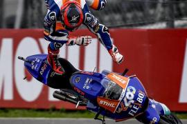 Augusto Fernández, baja para el Gran Premio de Austin