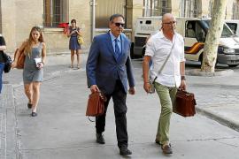 El juez halla indicios de diez delitos contra Penalva y Subirán, entre ellos grupo criminal