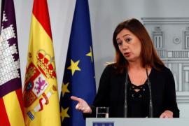 Armengol: «La política debe dar respuesta a una muerte digna»