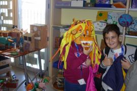 Alumnes de 4rt de primària del CEIP Rafal Nou de Palma varen visitar Tirme Es Parc