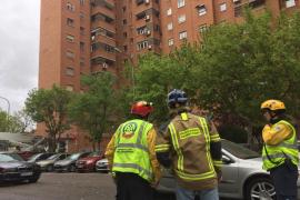 Al menos 16 heridos en una explosión en un piso de Vallecas