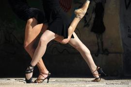 'Tango Woman Ballet' un ballet de Laura Macías en Fàbrica Ramis