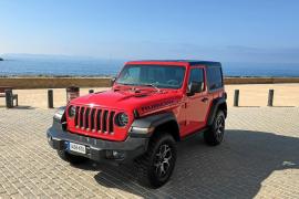 Mejoras importantes sin perder la esencia en el nuevo Jeep Wrangler