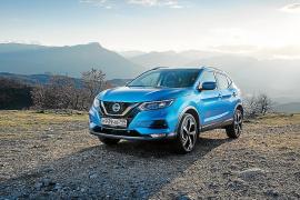 Nissan Qashqai, el más vendido en el primer trimestre del año