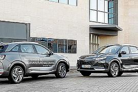 Hyundai presentó el NEXO en el CNH de Puertollano