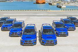 Subaru lanza la serie especial WRX STI 'Final Edition'