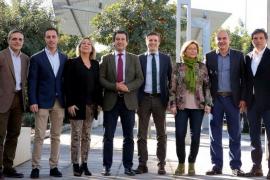 Viaje relámpago de Company a Ibiza por el malestar con las candidaturas