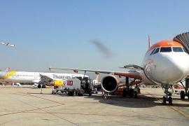 Las aerolíneas convierten a Palma en el principal aeropuerto turístico de Europa