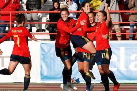 Virginia Torrecilla abandera el triunfo de España ante Brasil