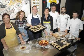 Cuarto memorial de recetas de pastas y dulces de Pascua de Caty Juan de Corral