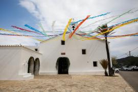 El día grande de Sant Vicent de sa Cala, en imágenes (Fotos: Arguiñe Escandón).