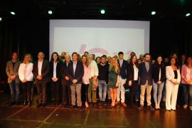 Vox presenta a sus candidatos al Parlament
