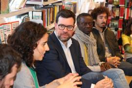 Noguera promete ayudas al alquiler para «repoblar» con jóvenes el centro de Palma
