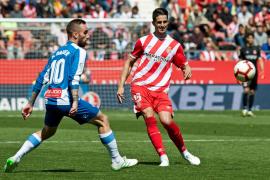 Sergi Darder da la victoria al Espanyol en Girona