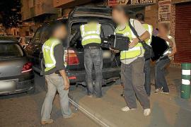 Arrestados dos fugados de un centro de menores por asaltar un local en Inca