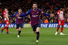 El Barça acaricia el título de Liga
