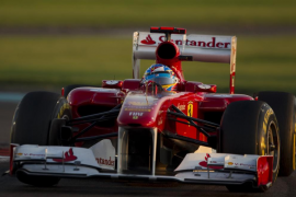 El mal tiempo obliga a suspender la presentación del nuevo Ferrari