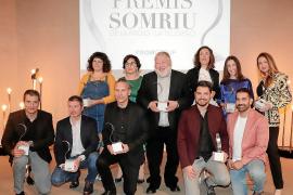 Noche de gala y buen periodismo en los Premis Somriu