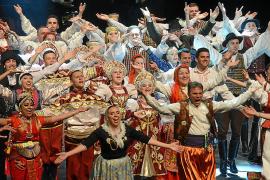 Mallorca premia al mejor grupo del World Folk Festival