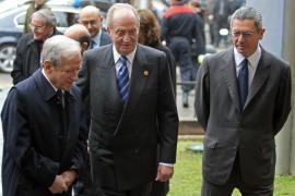 El Rey recuerda la importancia del  derecho de defensa para «todos los ciudadanos»