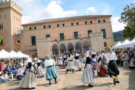 La Fira d'Andratx celebra 35 años con buen tiempo