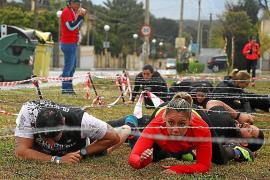 Una carrera con muchos obstáculos