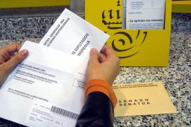 Desde este lunes ya se puede votar por correo para las elecciones generales