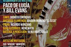 Espectáculo musical en la Sala Dante con 'Jazz Pirata's & Flamenco'