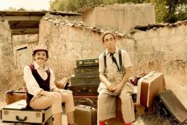 La compañía de teatro Clownidoscopio lleva al Auditòrium Sa Màniga la obra 'Refugi'