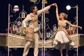 Sa Màniga acoge el espectáculo infantil 'L'endrapasomnis' de la compañía Teatre al Detall