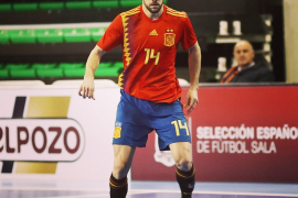 Raúl Campos apunta al Palma Futsal