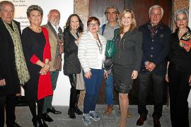 Entrega del Premi Xam a la artista Susy Gómez