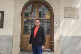 Miguel Llabrés, candidato de Ciudadanos al Ajuntament de Sencelles