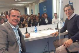 Los candidatos de los consells de Ibiza y Menorca irán en la lista del Parlament, pero solo tendrán un cargo