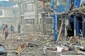 Cinco muertos y doce heridos en el tercer atentado en Colombia en 24 horas