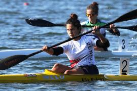 Balears sube al podio en la Copa de España de piragüismo