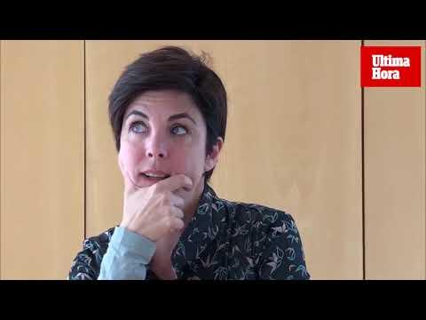 Samanta Villar: «Haría un '21 días' de la Casa Real»