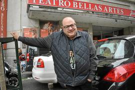 Joan Carles Bestard: «El teatro siempre está en crisis, no interesa a los políticos»
