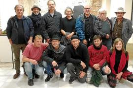 """Gran éxito de la exposición """"La maleta del artista"""" en El Verger en Alicante"""