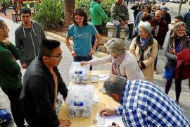 El referéndum sobre el modelo de Estado fue un éxito para la organización