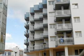 Los bancos deben nueve millones de euros a las comunidades de vecinos por sus inmuebles vacíos