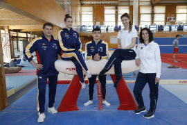 Balears protagoniza el Europeo de gimnasia artística