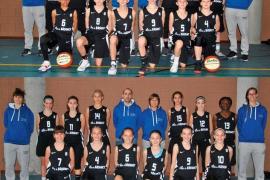 Las selecciones baleares mini de baloncesto a punto para el Campeonato de España