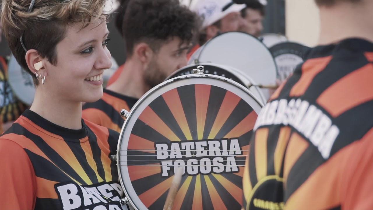 Festival internacional de samba y percusión en Muro con Carabassamba 2019
