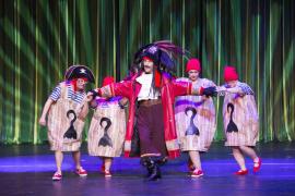 'Peter Pan', el musical de carácter inclusivo con actores de 'Campeones' en Trui Teatre