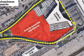 AENA planea un desarrollo inmobiliario en terrenos del aeropuerto de Palma