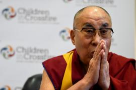 El Dalai Lama, hospitalizado por una infección pulmonar