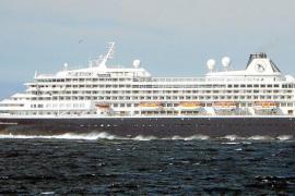 La estación marítima de Alcúdia recibirá su primer crucero internacional el 26 de julio