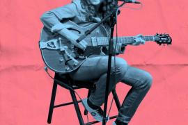 La periodista y cantante Mariona Forteza da un concierto en la Sala Delirious